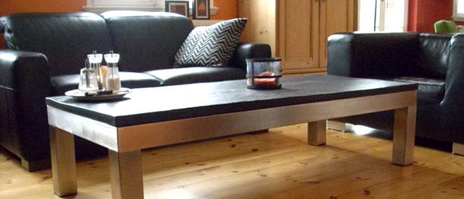 wohnzimmer tische stein raum und m beldesign inspiration. Black Bedroom Furniture Sets. Home Design Ideas